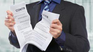Résiliation du contrat d'assurance Sécur'Média