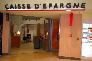 caisse epargne agence