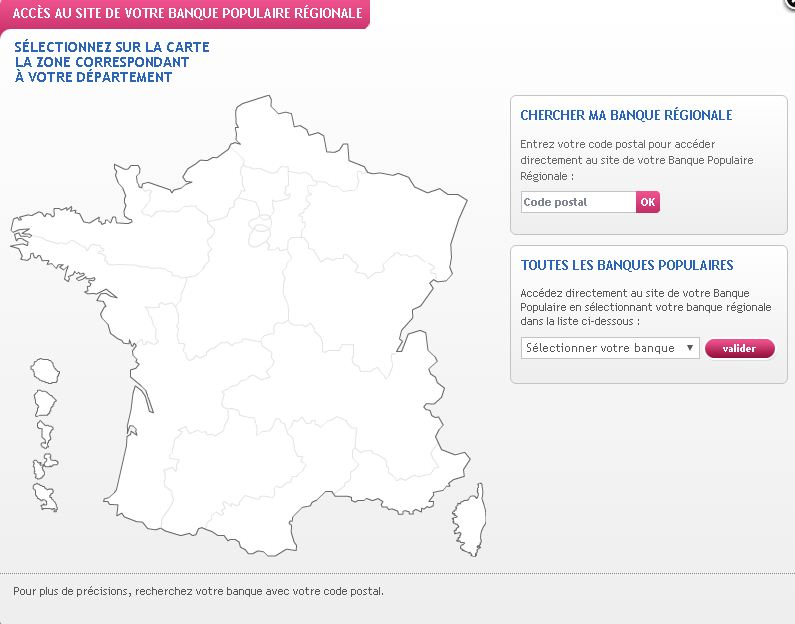 cyberplus banque populaire regions