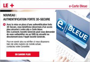 installer logiciel e-carte bleue