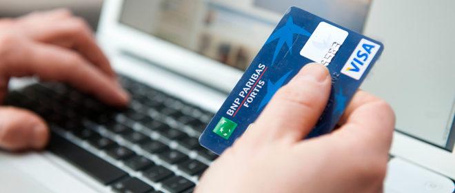 e-carte bleue BNP Paribas