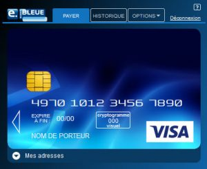 service e carte bleue banque postale E Carte Bleue Banque Postale : tout savoir sur la sécurité et les
