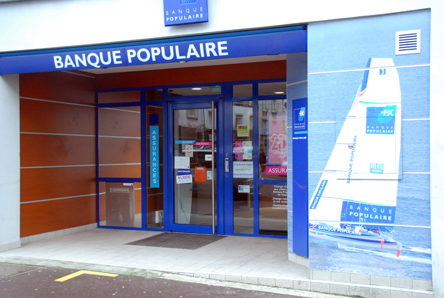 E-CARTE BLEUE BANQUE POPULAIRE