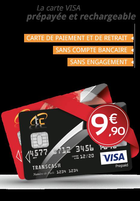 Carte Bancaire Prepayee Transcash Visa Max.Cartes Transcash Ou Les Acheter Et Comment Les Activer