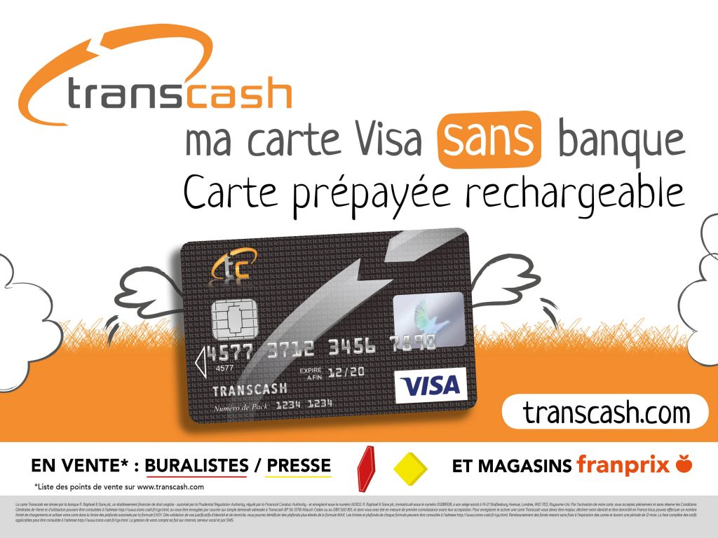 carte transcash - avantages privileges