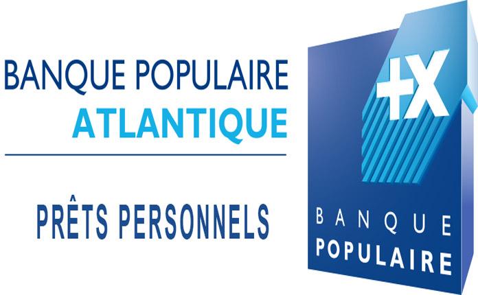 Banque Populaire Atlantique prets personnels