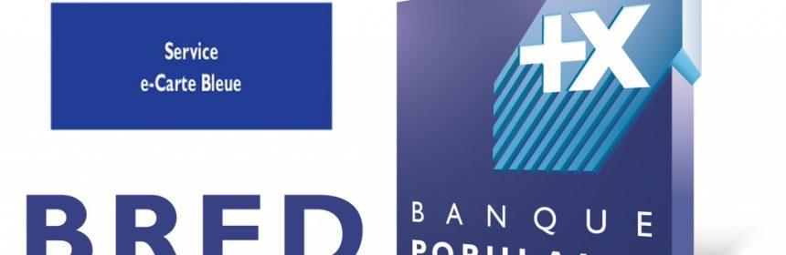 e carte bleue BRED Banque Populaire